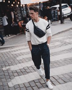 Style by @konstantin Via @trillestoutfit Yes or no? Follow @mensfashion_guide for dope fashion posts! #mensguides #mensfashion_guide