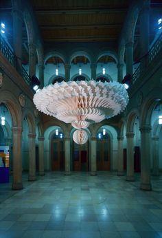 Louise Paramor, Lustgarten, 2000. Künstlerhaus Bethanien, Berlin