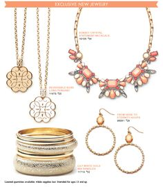September Insider's Club.. Exclusive jewelry items not in the Cookie Lee Jewelry catalog.   www.cookielee.biz/msdixon