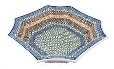 Polish Pottery Athena Medium Octagonal Dish * See this great product.