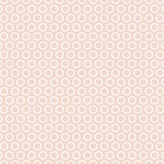 Riley Blake Just Dreamy Tone on Tone Dot Cream. $8.50, via Etsy.