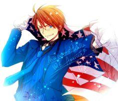 Tags: Anime, Axis Powers: Hetalia, United States