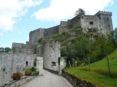 Fortress of Miolans, Savoy