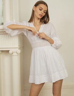 Explore high fashion dresses at Pixie Market. Get short and long-sleeve styes in casual, midi, maxi, and mini designs from the Pixie Market dress collection. Dresses Short, Grad Dresses, 15 Dresses, Cute Dresses, Evening Dresses, Casual Dresses, Afternoon Dresses, Flapper Dresses, White V Neck Dress