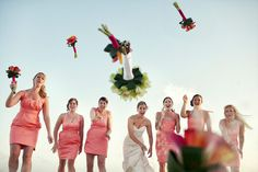 1st PLACE | BRIDAL PARTY PORTRAIT | SUMMER 2012  Fer Juaristi | ferjuaristi photographer | Riviera Maya, Mexico