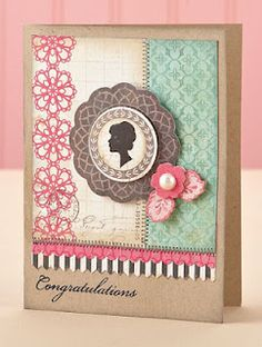 Love the colors, love the details, love the perfect execution of this card by @Kalyn Kepner