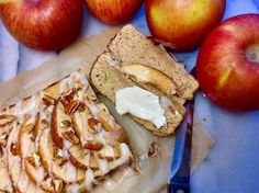 Food Fitness by Paige: Apple Pecan Bread