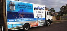 Resinject - Repair Sunken Foundations, Concrete underpinning NSW, Queensland
