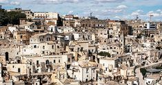 NY times Matero, outside Puglia In an ancient city of stone and caves, what was old is new again.
