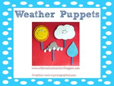 Weather Theme for English Language Learners