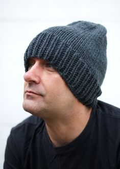 1000+ images about knitting hat free patterns on Pinterest Berets, Hat patt...
