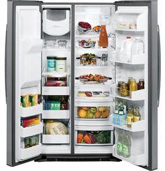 GE GE-PSE25KSHSS Refrigerators
