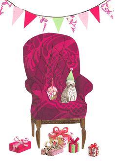 Greetings Cards - Emma Block Illustration