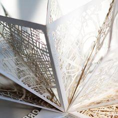 Capital cities par Runjing Wang - Journal du Design