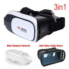 """#GeekBuying: $25.58: [GeekBuying] VR BOX 2 Virtual Reality Headset - Up to 6"""" - $23.99 US / $33.25 CAD http://www.lavahotdeals.com/ca/cheap/geekbuying-vr-box-2-virtual-reality-headset-6/73092"""