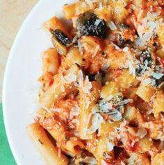 Pennine à l'italienne! Un délice... #repas #pâtes #pennine #italienne #souper