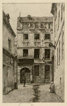 Collège Ste Barbe 1850