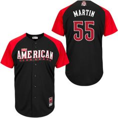 Toronto Blue Jays 2015 Authentic Russell Martin All Star BP Jersey by Majestic | Jays Shop
