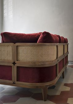 The Promenade by French furniture designer, Philippe Nigro.- The Promenade by French furniture designer, Philippe Nigro. The Promenade by French furniture designer, Philippe Nigro. French Furniture, Sofa Furniture, Furniture Design, Furniture Stores, Cheap Furniture, Furniture Ideas, Wooden Furniture, Antique Furniture, Modular Furniture