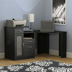 95 Best Home Office Images On Pinterest Desk Desks And