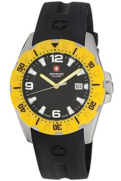 Swiss Military Calibre Mens Marine Collection