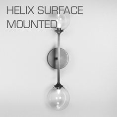 HELIX SURFACE MOUNTED