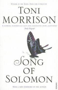 29 Best AP English: Song of Solomon by Toni Morrison