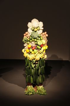 fabrice hybert - pof 139 Fabrice Hyber, Asparagus, Contemporary Art, Sculptures, Vegetables, Food, Zip, Studs, Essen