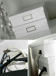 Router verstecken