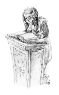 """""""Lucy & the Spellbook"""" by Jef Murray - Voyage of the Dawn Treader from the Chronicles of Narnia by C.S. Lewis"""