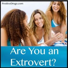 Are You an Extrovert? #psychology