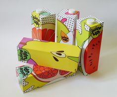 juice up! by H7, via Behance