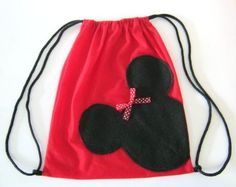 dulceros minnie mouse bebe - Buscar con Google Fiesta Mickey Mouse, Mickey Party, Mickey Minnie Mouse, Mickey Mouse Clubhouse Birthday, Disney Crafts, Kids Bags, Baby Disney, Small Bags, Purses And Bags