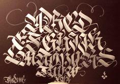 THEOSONE alphabet