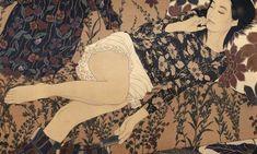 Artist Ikenaga Yasunari   Japan, 1965