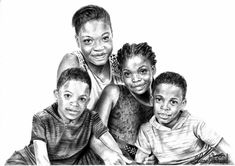 Liesel Wessels is a South African Portrait artist that specialize in realistic drawings & paintings. Work mainly in Oil Paint, Pencil, & Soft Pastels South African Artists, Realistic Drawings, Paper Size, Siblings, A3, Pencil, Christian, Portrait, Couple Photos