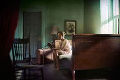 An Interview with Richard Tuschman, the Photographer Behind 'Hopper Meditations'