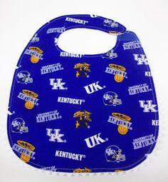 University Of Kentucky BABY BIB ALL PRO STYLE
