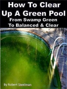 I have green swimming pool water in my above ground pool (5600 gal). I am assuming it is pool algae, as we had the same thing last year.  I…