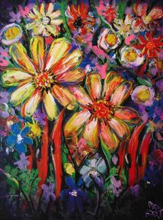 pro hart paintings - Google Search