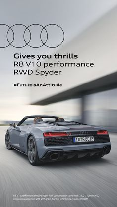 R8 V10, Audi R8, 7 Seconds, Perspective, Journey, Leaves, Room, Bedroom, Perspective Photography