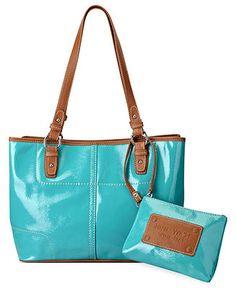 Nine West Handbag, Can't Stop Medium Shopper - All Handbags - Handbags & Accessories - Macy's