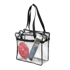 Best Clear Tote Bags – Buy Luggage- Bags 8ad2c41097d14