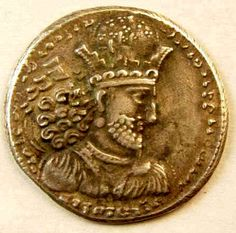 Sasanian Golden Era (309–622) - Gold Coin of Shapur II(reign 309-379) During his long reign, the Sasanian Empire saw its first golden era.