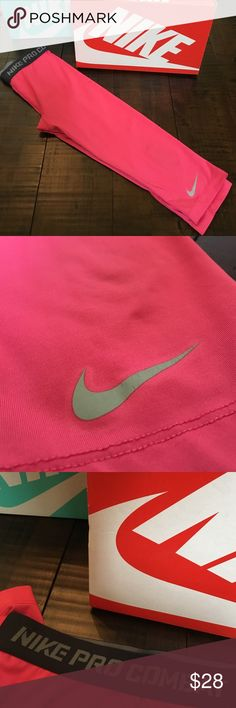 Nike Pro Combat Leggings Sz XS- girls L- good condition Nike Pants