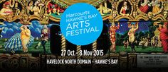 Hawke's Bay Arts Festival Tourism Website, Art Festival, Things To Do, Events, Things To Make