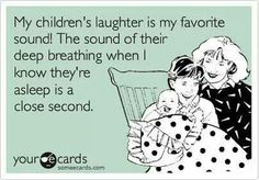 Children's laughter