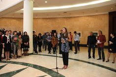 Solo Exhibition at the Art Gallery of Uzbekistan  organized by the Fund Forum of Culture and Art Gallery of Uzbekistan October 2012