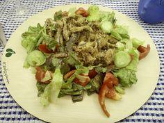 Una gustosa variante di un classico della cucina greca. In questa ricetta delle alici fritte aggiungeremo cumino e paprica per un gusto unico