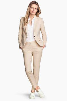 Pantaloni da tailleur   H&M
